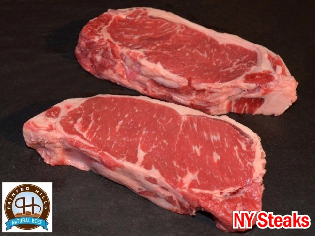 Click to view more New York Steak Purdy Meat Market