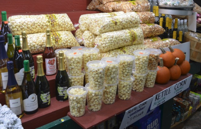 Click to view more  Kettle Corn