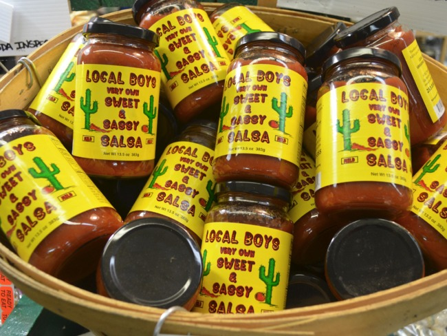 Local Boys Very Own Sweet and Sassy Salsa