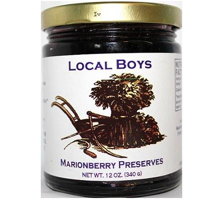 Click to view more Marionberry Homemade Preserves