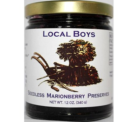 Seedless  Marionberry Preserves